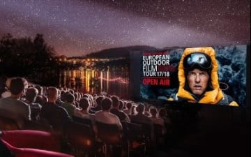 European Outdoor Film Tour Open Air am 15.08.2018