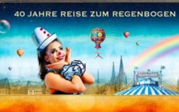 Circus Roncalli - 40 Jahre Reise zum Regenbogen am Neumarkt