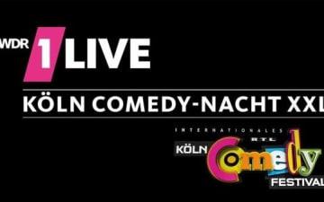 1LIVE Köln Comedy Nacht XXL am 20.10.2018