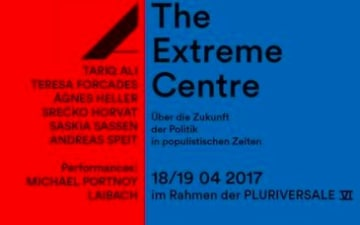The Extreme Centre – Pluriversale VI