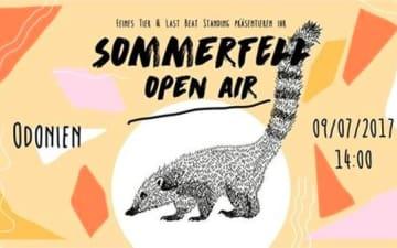 Sommerfell Open Air in Odonien