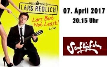 """Lars But Not Least!"" im Senftöpfchen Theater Köln"