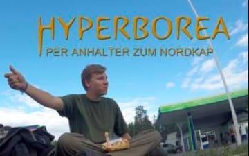 Per Anhalter zum Nordkap im Open Air Kino
