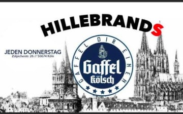 Gaffel Freibier Party im Hillebrands