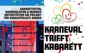 Karneval trifft Kabarett im Comedia Theater