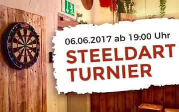 Steeldart-Turnier in der Stapel-Bar