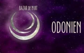 Bazar de Nuit Nachtflohmarkt im Odonien