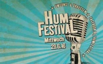 5. HumFestival an der Humanwissenschaftlichen Fakultät