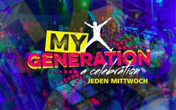 My Generation Ü30 - A Celebration in der Kantine