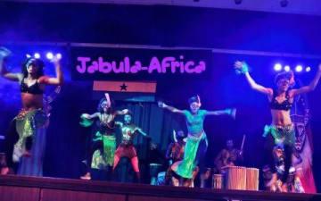 Jabula Africa - Circus der tanzenden Trommel vom 27.-30.04.2017