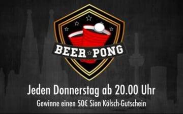 Beer Pong Night im Schmelztiegel