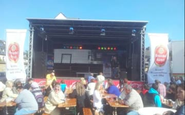 Straßenfest in Ehrenfeld