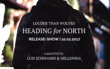 Louder than Wolves Release-Show im Tsunami Club