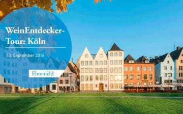 WeinEntdecker-Tour im Belgischen Viertel