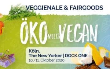 Veggienale & FairGoods vom 10.-11.10.2020