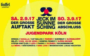 Jeck im Sunnesching 2017 - Das Festival in Köln