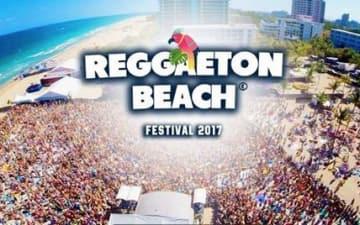 Reggaeton Beach Festival - Opening 2017