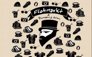 Flohmarkt & Bumann & Sohn am 22.04.2018