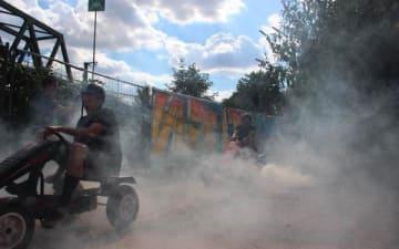 Kettcar Grand Prix im Odonien