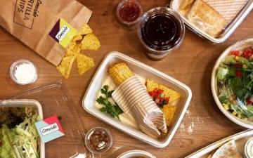 Convida Opening - California-Style Burritos for Free