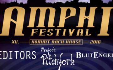 Amphi Festival 2016 im Tanzbrunnen