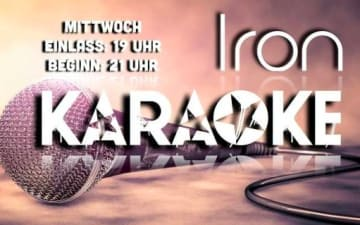 Iron's Karaoke Night