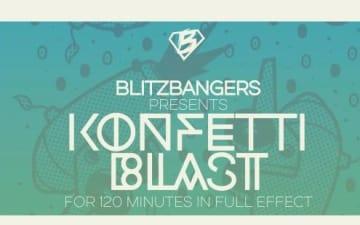 Blitzbangers pres. Konfetti Blast im Heinz Gaul