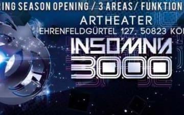 Insomnia 3000 im Artheater
