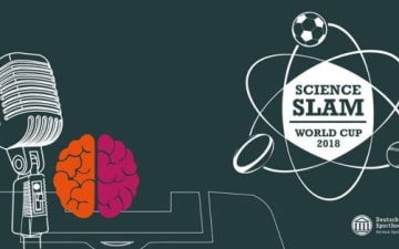 Science Slam World Cup vom 20.-24.11.2018