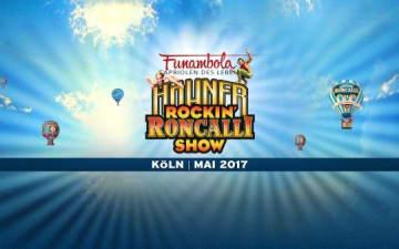 Höhner Rockin' Roncalli Show 2017
