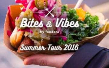Bites & Vibes Summer Tour by Foodora