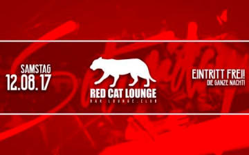 BAR.LOUNGE.CLUB in der Red Cat Lounge