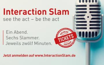 Interaction Slam am 25.05.2018 im Bürgerhaus Kalk