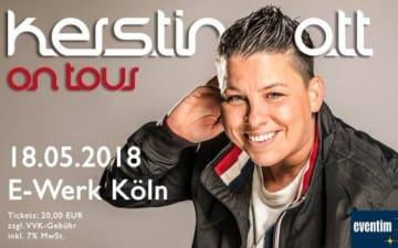 Kerstin Ott - on Tour im E-Werk am 18.05.2018