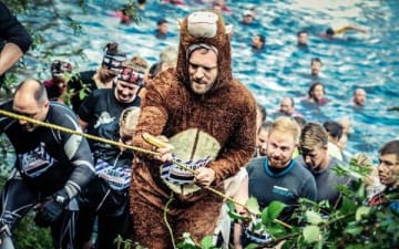 Fisherman's Friend StrongmanRun Köln am 28.09.2019