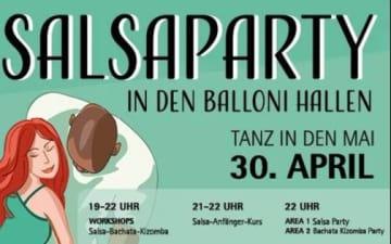 Tanz in den Mai im Balloni am 30.04.2018