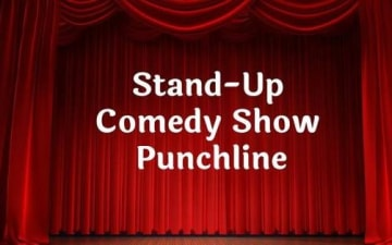Stand-Up Comedy Show Punchline in der Mikro Bar am 20.11.2018