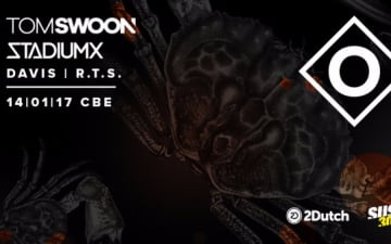 Origin presents Tom Swoon & Stadiumx im CBE
