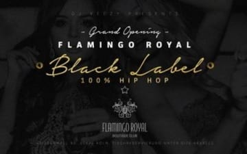 Flamingo Royal Black Label