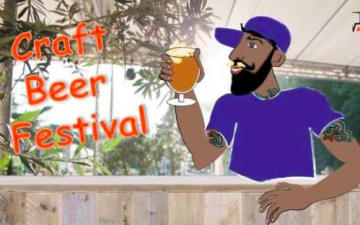 Craft Beer Festival in der Playa in Cologne