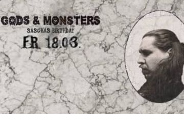 Gods & Monsters Ball im Bootshaus