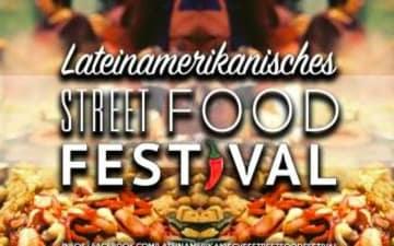 Lateinamerikanisches Street Food Festival in der Kantine