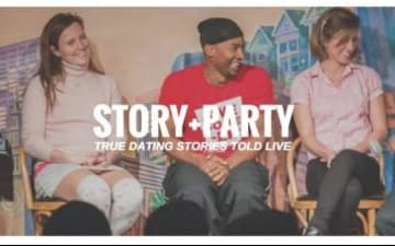 Story Part: Dating Stories Told Live
