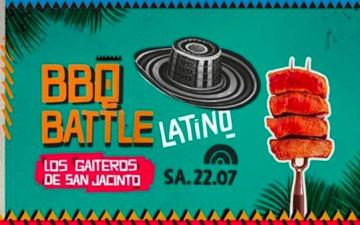 BBQ Battle Latino im Club Bahnhof Ehrenfeld