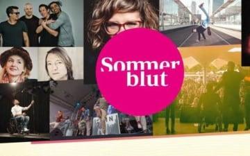 Eröffnung des Sommerblut-Festivals im Tanzbrunnen am 25.05.2019