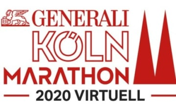 Virtueller Generali Köln Marathon am 04.10.2020