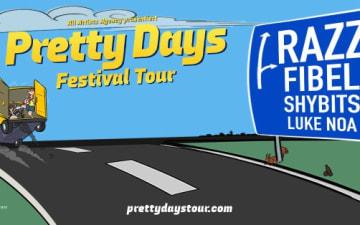 Pretty Days Festival Tour in der Kantine am 11.08.2021