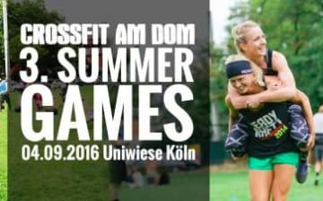 Summer Games 2016 auf der Uniwiese