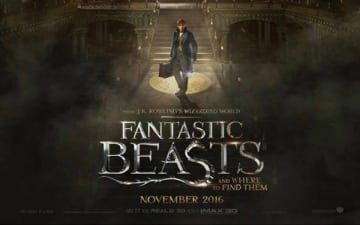 Preview: Fantastic Beasts and where to find them