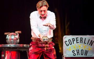Die große Coperlin Show im GOP Varieté Theater Bonn